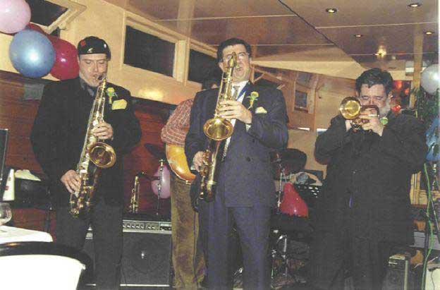 Jazz à la péniche