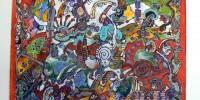 Franck Cavadore à l'Art singulier
