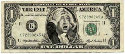 Le nouveau billet de Un dollar
