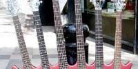 Guitare à 6 manches…