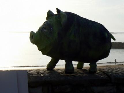 Le cochon de Margot Tardieu