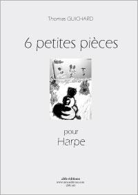 6 petites pièces pour Harpe