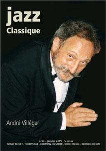 """la couverture de """"Jazz classique"""