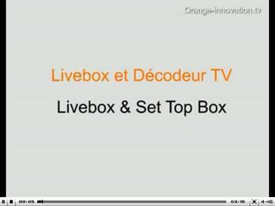 Présentation de la nouvelle Livebox Orange