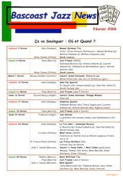 Basco Jazz Février 2006