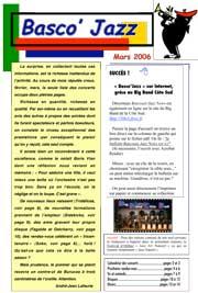 Basco Jazz Mars 2006