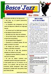 Basco Jazz Mai 2006