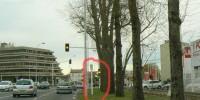 Les radars de feu rouge s'installent sur le B.A.B.