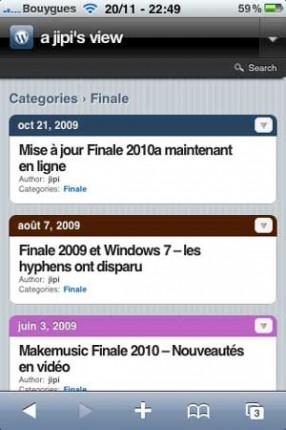 WPtouch catégorie finale jipiblog