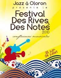 Jazz Oloron Des Rives et des Notes 2010
