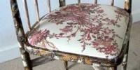 Patricia décore les meubles