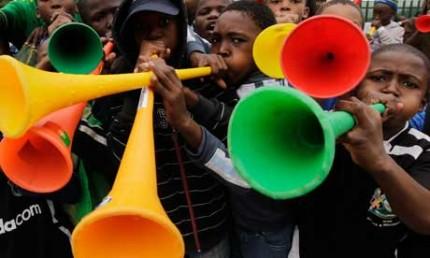 la vuvuzela a la coupe du monde de foot