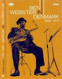 Ben Webster in Denmark