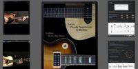 E-guitar pour iPad