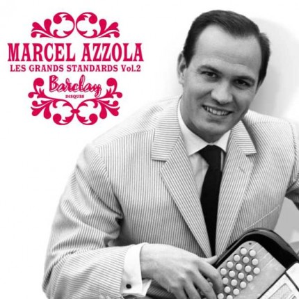 Marcel Azzola Les grands Standards