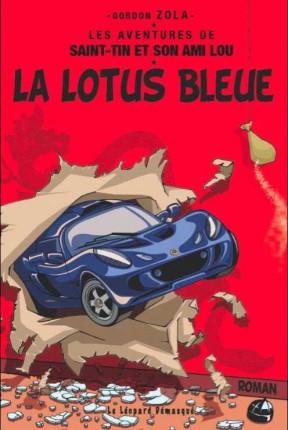Tintin Le Lotus Bleu