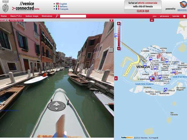 Voyage à Venise gratuit