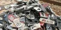 Pensez à faire recycler votre vieux mobile