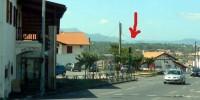 Radar de feu à Bidart sens Nord Sud
