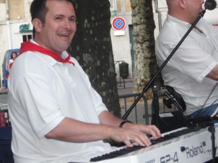 Alexander Big Band Arnaud Labastie aux fêtes de Bayonne