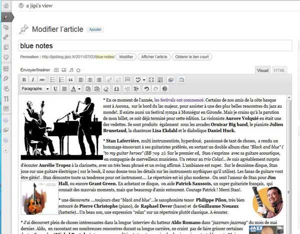 Menu réduit wordpress 3.2