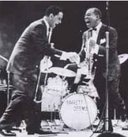 Trummy Young et Louis Armstrong
