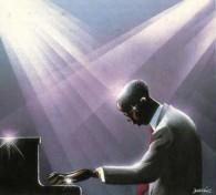 Pianiste par Jean Duverdier