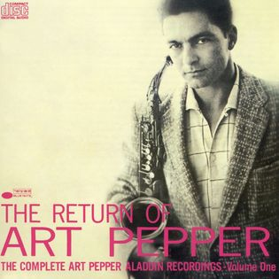 Pepper Art the return