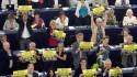 L'ACTA rejetée par les députés européens mais pas par les français.