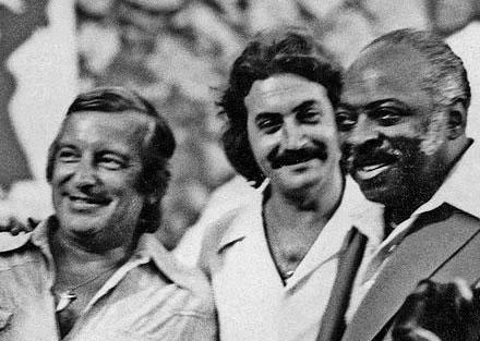 Maxim Saury, Alain Bouchet et Count Basie