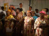 la chorale Kakado de Vieux Habitants