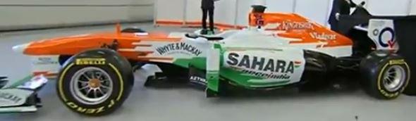F1 Force India VJM06 2013