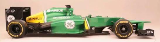F1 Catheram CT03 2013