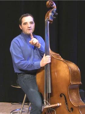 Pierre Boussaguet Master-Class JIM2013