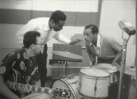 Barney Kessel, Ray Brown et JC Heard.