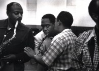 Ben Webster, Charlie Parker et Johnny Hodges complotent...