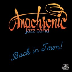 anachronic jazz band pochette
