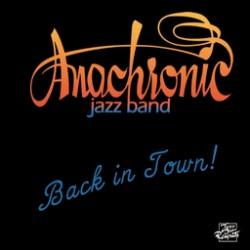 anachronic jazz band pochette