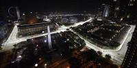 F1 – GP de Singapour 2013 La grille de départ