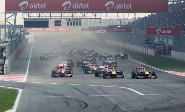 GP d'Inde circuit de Buddh