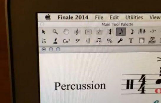 Finale 2014 pour Mac