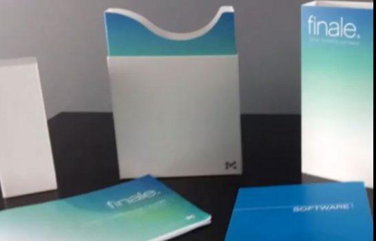Le packaging du nouveau Finale (2014)