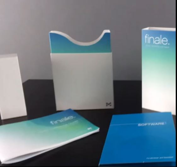 Finale2014 packaging