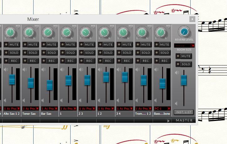 Finale2014 mixer