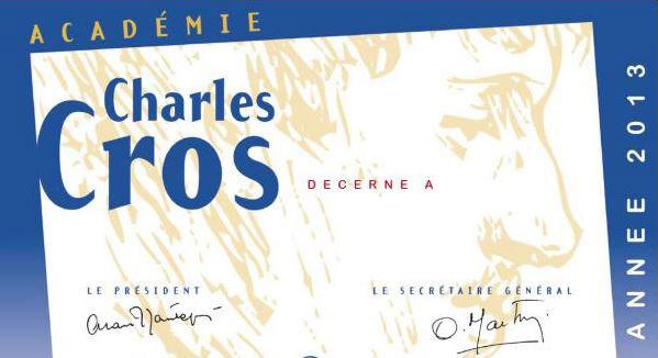 Palmares Charles Cros