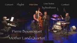 Mother Land Quartet DVD