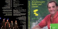 DVD Boussaguet Mother land Quartet cover