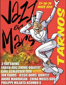 Jazz en Mars 2014