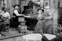 Fats avec Ada Brown dans le film