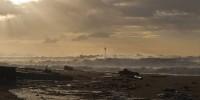 L'océan déchainé le 02 02 2014